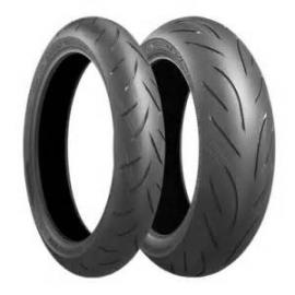 Neumático Moto Bridgestone S21 180/55-17 73W