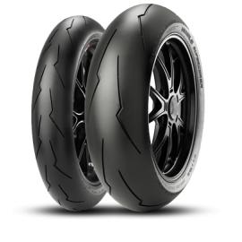 Neumático Moto Pirelli Diablo Super Corsa BSB 120/70-17 58W