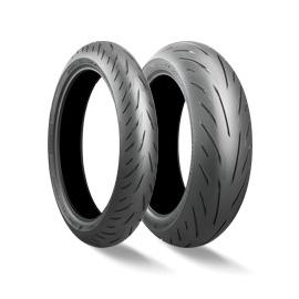 Neumático Moto Bridgestone S22 180/55-17 73W