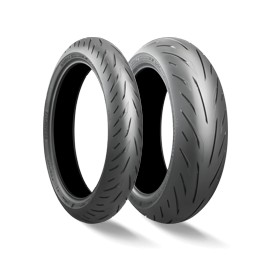 Neumático Moto Bridgestone S22 190/55-17 75W