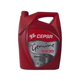 CEPSA AUTO GENUINE 5W30 SYNTHETIC