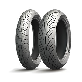 Michelin Pilot Road 4 Scooter 160/60-15 67H